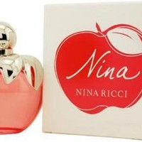 Amazon.com: Nina By Nina Ricci For Women. Eau De Toilette Spray 2.7-Ounces: Beauty