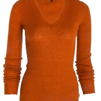 Rag & Bone Libbey V-Neck Sweater