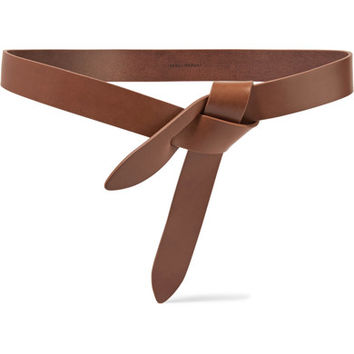 Isabel Marant - Lecce leather belt