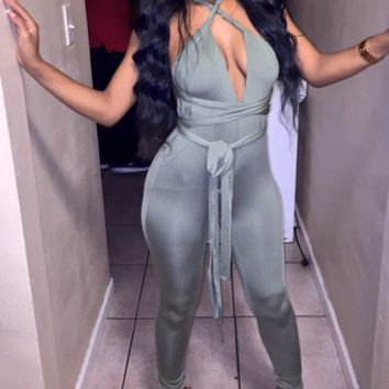 CUTE SHOW BODY JUMPSUIT