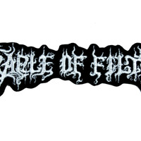 Cradle of Filth Patch Iron on Applique Metal Clothing Midian
