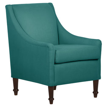Holmes Swoop-Arm Chair, Laguna, Accent & Occasional Chairs