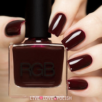 RGB Oxblood Nail Polish (Core Collection)