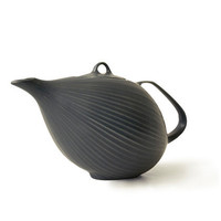Jonathan Adler Relief Teapot in All Pottery
