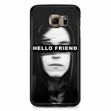 Mr Robot Hello Friends Samsung Galaxy S6 Case
