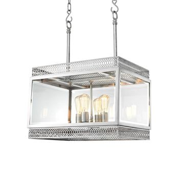 Small Linear Chandelier | Eichholtz Roma - S