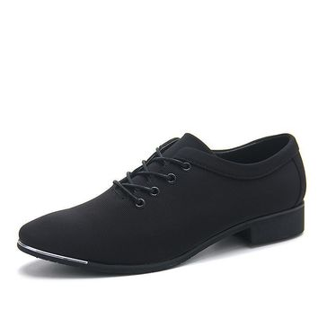 Classic Style Pointed Toe Formal Shoes