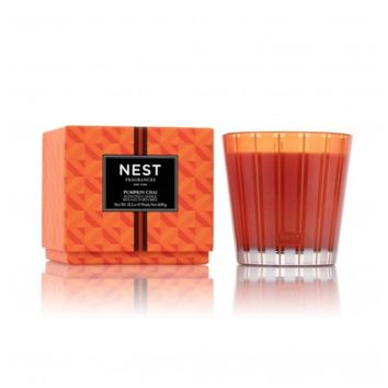 Pumpkin Chai 3-Wick Candle by Nest