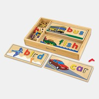 Toddler Boy's Melissa & Doug 'See & Spell' Learning Toy