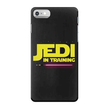 Jedi Master - Jedi in Training Family Matching iPhone 7 Case