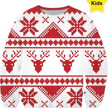 ROCS Christmas Children's Sweatshirt