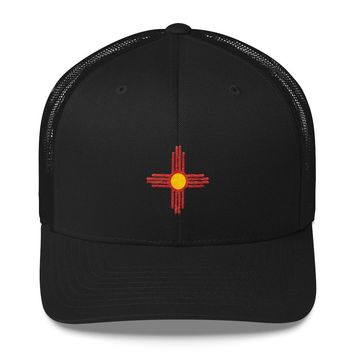 New Mexico - Zia Sun Hat