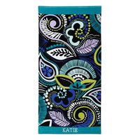 Tribal Splash Beach Towel