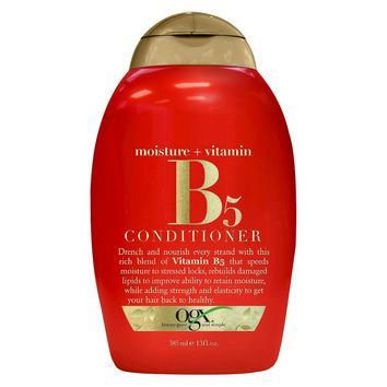 OGX Moisture + Vitamin B5 Conditioner - 13oz : Target
