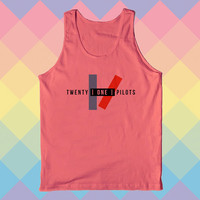 Twenty one pilots Tank top funny Tank top unisex adult size s-xxl