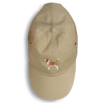 Beagle Embroidered Baseball Cap BB3410BU-156