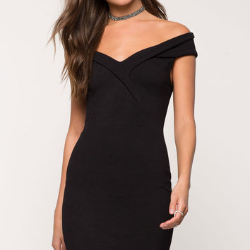 Stella Off Shoulder Dress