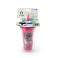 Disney Doc McStuffins Insulated Straw Cup by The First Years