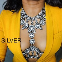 Glitz N Glam Choker Necklace