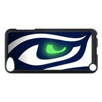 Seattle Seahawks Hard Plastic Back Cover Case for ipod touch 5