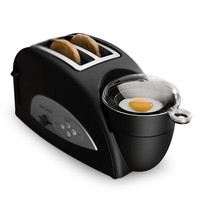 Walmart: Back to Basics Egg & Muffin 2 Slice Toaster, TEM500
