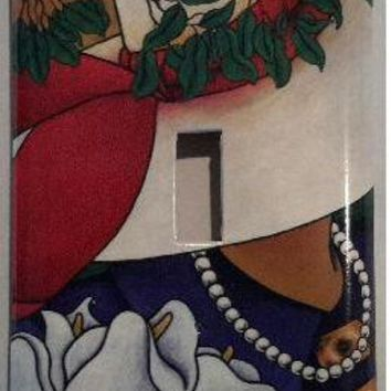 Cover #24 Single Light Switch Cover