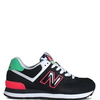 New Balance Lace Up Sneaker - Women's 574