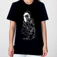 뭘봐 (WTF ARE YOU LOOKING AT) T-SHIRT by Hellen Jo