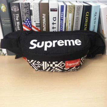 Ethnic Canvas Supreme Crossboy Shoulder Chest Bag