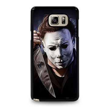 MICHAEL MYERS HALLOWEEN Samsung Galaxy Note 4 Case Cover