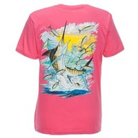 Academy - Guy Harvey Women's Island Marlin T-Shirt