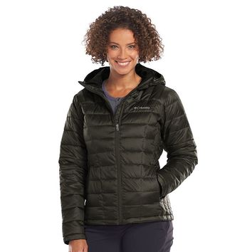 Columbia Pacific Post Quilted Puffer Jacket - Women's, Size: