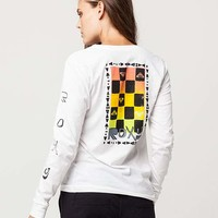 ROXY Checkers Womens Tee | Graphic Tees