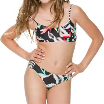 BILLABONG TICKET TO PARADISE VIVA SWIM SET