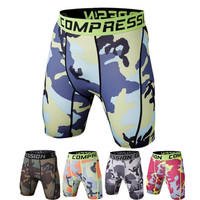 Camouflag Compression Tights
