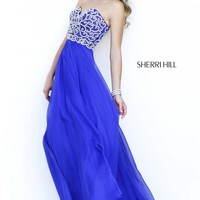 Sherri Hill 8555 Strawberry 8