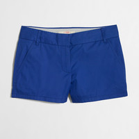 "Factory 3"" chino short : Shorts 