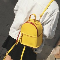 New Fashion Women preppy  Backpack Sweet Lady Mini Backpack Teenage Girl school Backpack travel baobao feminina backpack