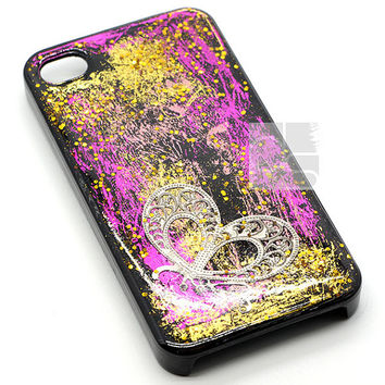 iPod touch 5 5th Gen Case Paint iPhone 4S Case iPhone 5 Bling Case iPhone 4 5S Case iPhone 6 Plus Case iPhone 6 Case iPhone 5C Case Dc.FH