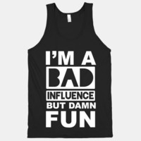 Bad Influence | HUMAN