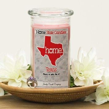 Texas | Home State Candle®