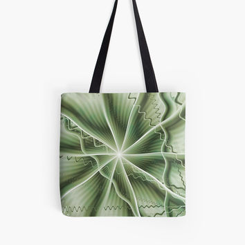 'Brainstorming Abstract Fractal Art' Tasche by gabiwArt