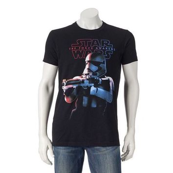 ESB7GX Star Wars: Episode VII The Force Awakens Stormtrooper Tee