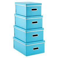 Blue Store Anywhere Boxes