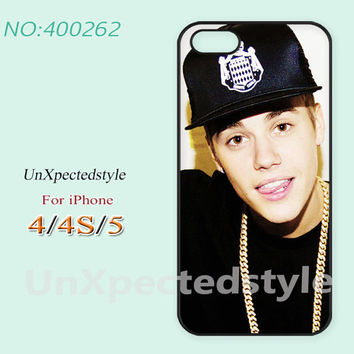 Phone Cases, iPhone 5/5S Case, iPhone 5C Case, iPhone 4/4S Case, Phone covers, Justin bieber, JB, bad boy, Skins, Case for iPhone-400262