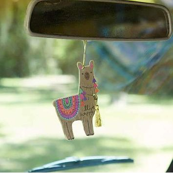 Llive Happy Llama Air Freshener
