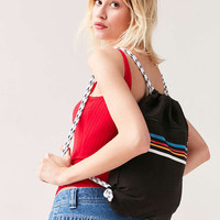 Vans Be Cool Drawstring Backpack - Urban Outfitters