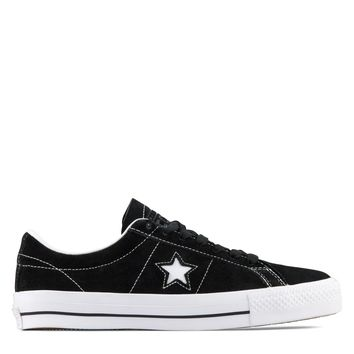 Converse One Star Skate Ox Men's Sneaker in Black/White