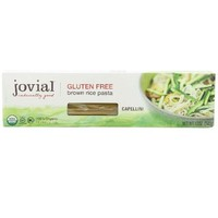 Jovial Organic Brown Rice Capellini (12x12Oz)