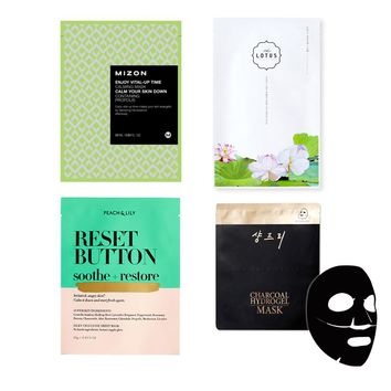 Sheet Mask Bundle: Anti-Trouble